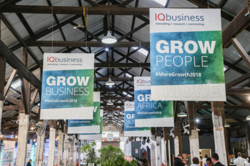 IQbusiness Growth Conference 2018